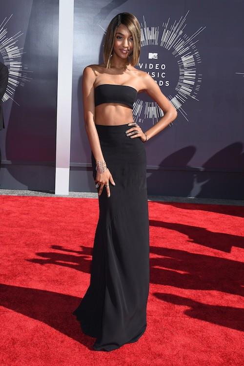 Jourdan Dunn sexy lors des MTV VMA 2014