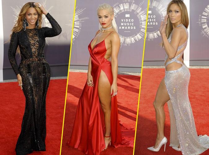 Photos : MTV VMA 2014 : Rita Ora, Beyoncé, Jennifer Lopez : les tenues les plus hot de la soirée !