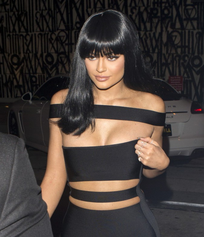 Kylie Jenner le 30 août 2015