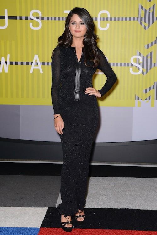Selena Gomez aux MTV VMA 2015, le 30 août 2015