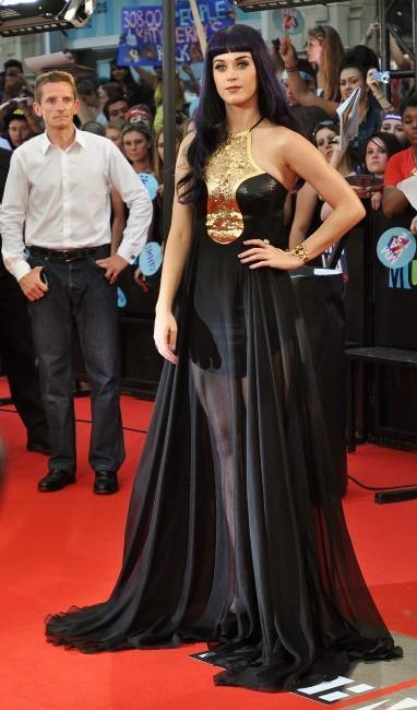 Katy Perry lors de la cérémonie des MuchMusic Video Awards 2012 à Toronto au Canada, le 17 juin 2012.