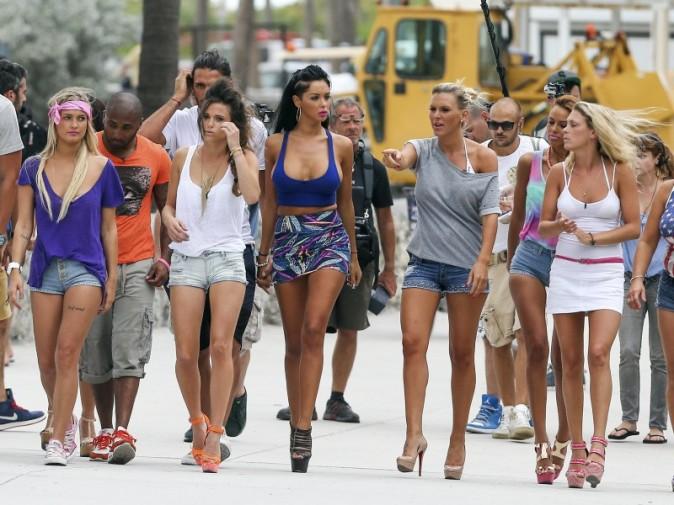 Nabila et les Anges de la Télé-Réalité, Miami, 22 mars 2013.
