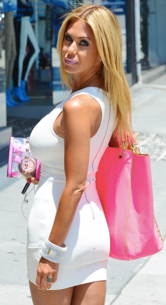 Shauna Sand à Beverly Hills