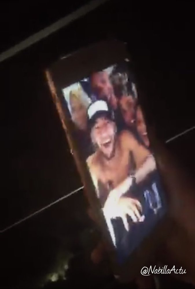 Photos : Nabilla et Thomas : FaceTime avec Les Anges 8 !