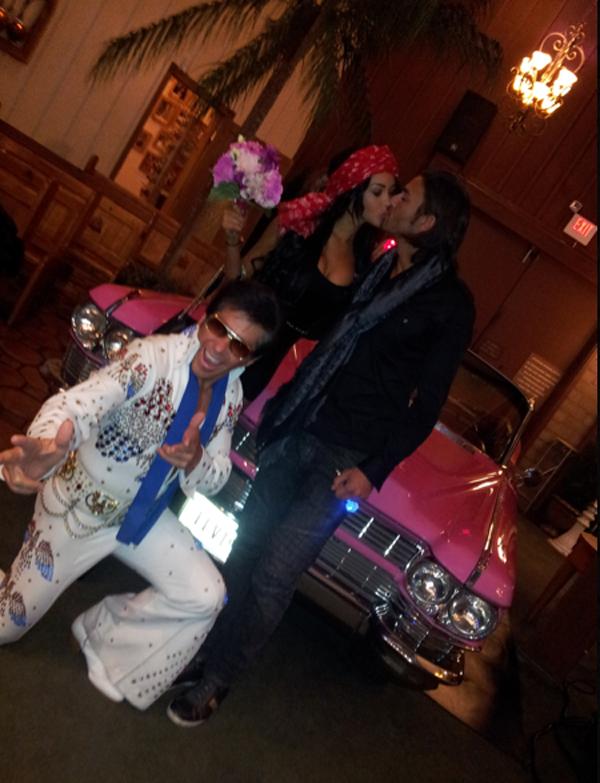 Le mariage surprise de Nabilla et Thomas à Las Vegas !