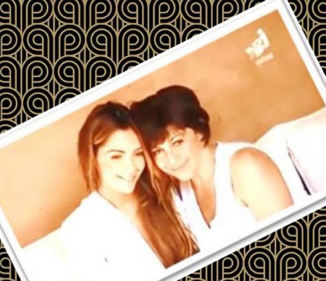 Marie-Luce publie d'anciennes photos de Nabilla