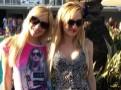 Photos : Nadège Lacroix et Audrey Sanchez : les retrouvailles de deux blondes de Secret Story 6 à Miami !