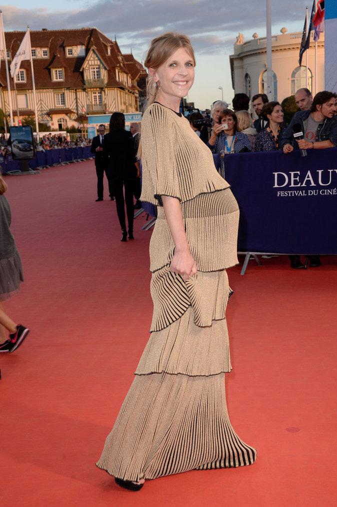Nouveau baby-bump :  Clémence Poésy est enceinte pour la première fois !