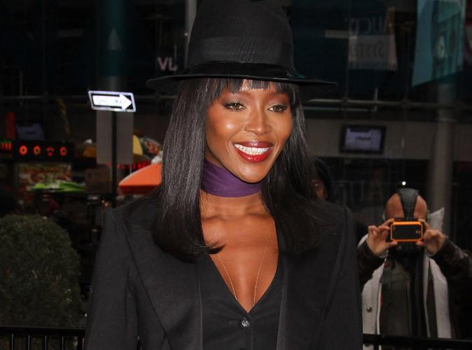 Naomi Campbell : retour au lisse après avoir fait sensation avec sa coupe afro !
