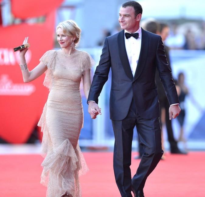 Naomi Watts et Liev Schreiber !