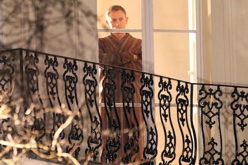 Photos : Naomie Harris et Daniel Craig : les premières scènes de James Bond !