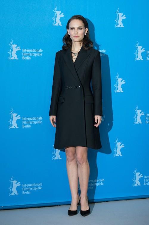 Photos : Natalie Portman : chic et glamour, elle fait chavirer Berlin !