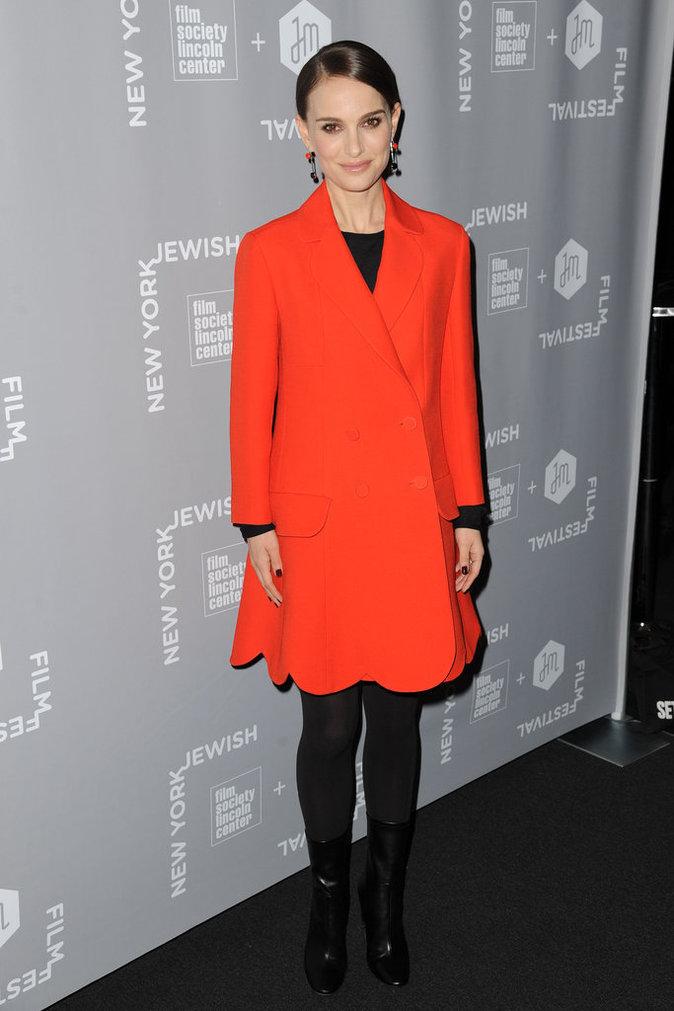 Natalie Portman a le style dans la peau