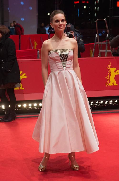 Photos : Natalie Portman : elle continue le show à Berlin !