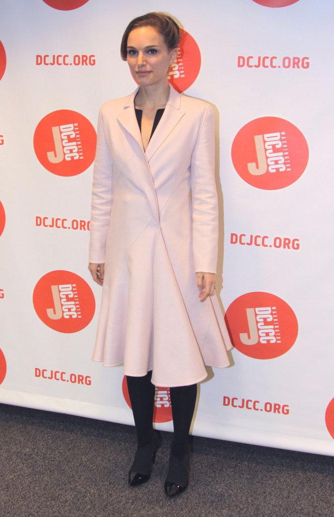 Natalie Portman est d'une beauté sans pareil