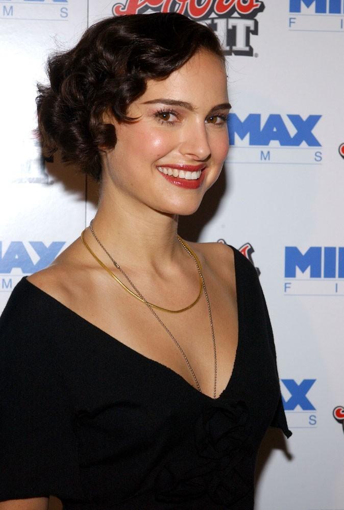 Natalie Portman en 2003