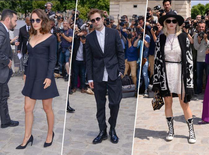Natalie Portman, Robert Pattinson, Jennifer Lawrence... un défilé Dior comme aux Oscars !