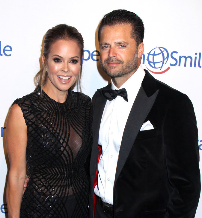 Brooke Burke et David Charvet