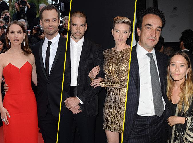 Photos: Natalie Portman, Scarlett Johansson, Mary-Kate Olsen... ces stars américaines qui ont craqué pour des frenchies!