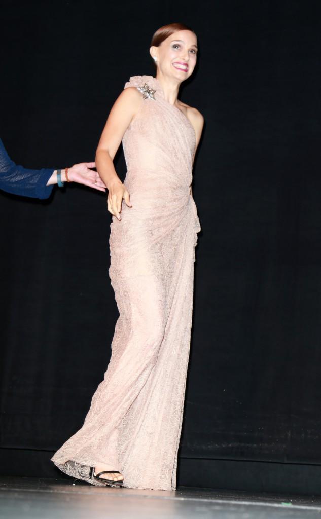 Natalie Portman le 10 septembre 2015