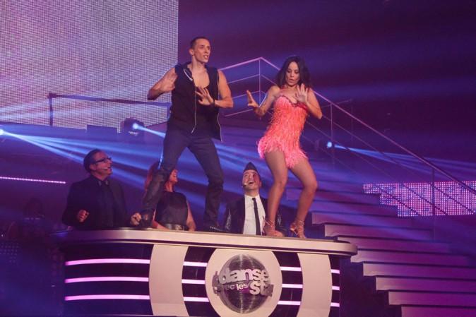 Nathalie Péchalat, Alizée... La troupe de la tournée Danse avec les stars se retrouve pour le premier show de l'année !