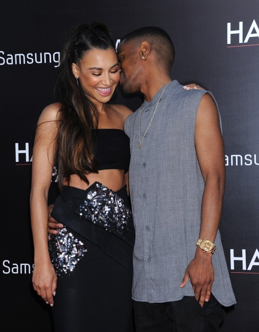 Naya Rivera et Big Sean le 20 mai 2013 à Westwood, en Californie