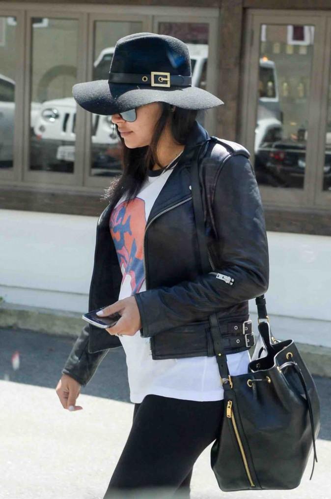 Naya Rivera : elle succombe à ses envies de femme enceinte !