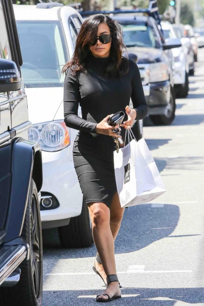 Naya Rivera : une future maman so sexy !