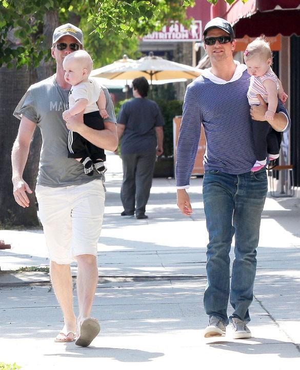Première fête des pères pour Neil Patrick Harris