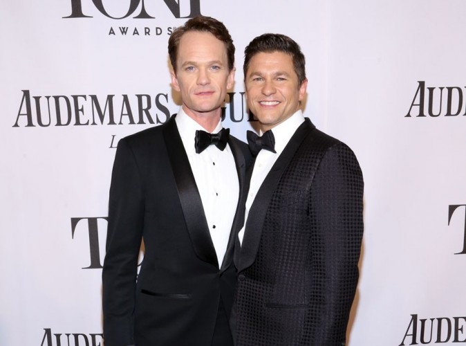 Photos : Neil Patrick Harris : l'acteur de How I Met Your Mother a épousé David Burtka !