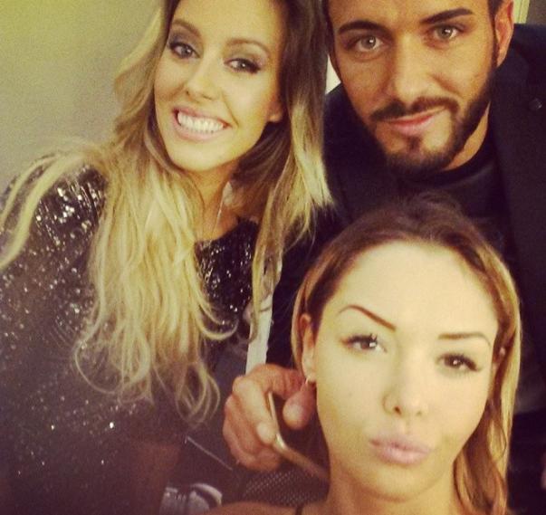 Photos : Nelly (Les Anges 6) : complice avec Tarek et Nabilla, elle dévoile les premiers clichés du prime des retrouvailles !