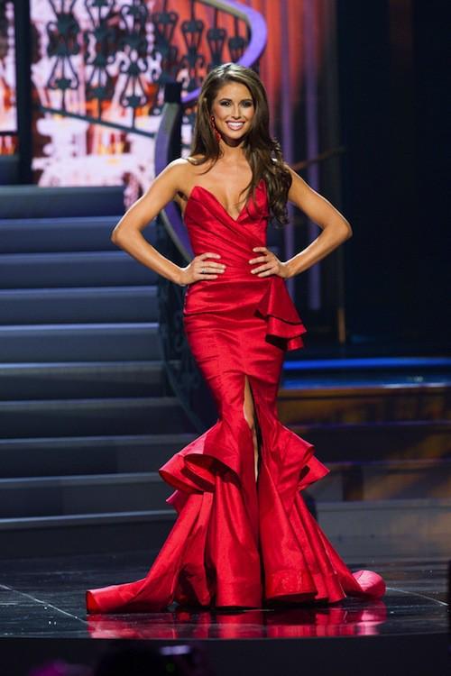 Photos : Nia Sanchez : découvrez la nouvelle Miss USA !