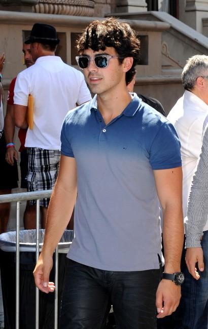 Nick, Los Angeles, 15 septembre 2012.