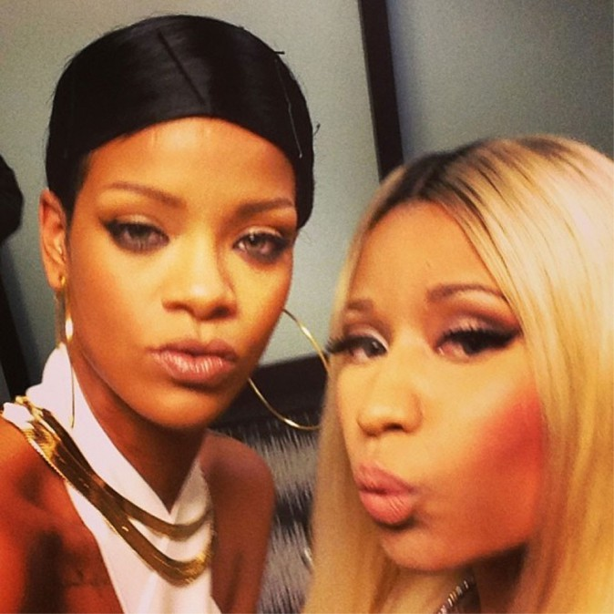 Photos : Nicki Minaj : 32 clichés hot pour la birthday girl qui compte enflammer Paris !