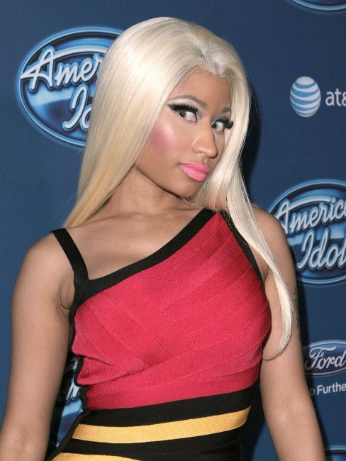 Nicki Minaj le 9 janvier 2012 à Los Angeles