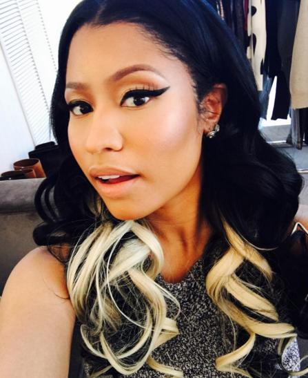 Photos : Nicki Minaj change (encore) de tête !