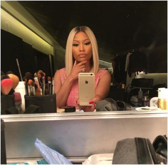 Photos : Nicki Minaj : découvrez sa nouvelle tête !