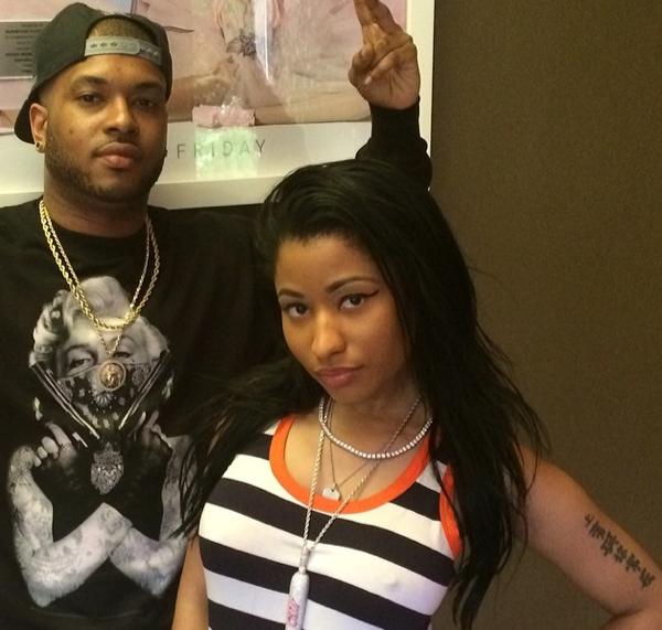 Photos : Nicki Minaj : gonflée à bloc pour la préparation de son nouvel album !
