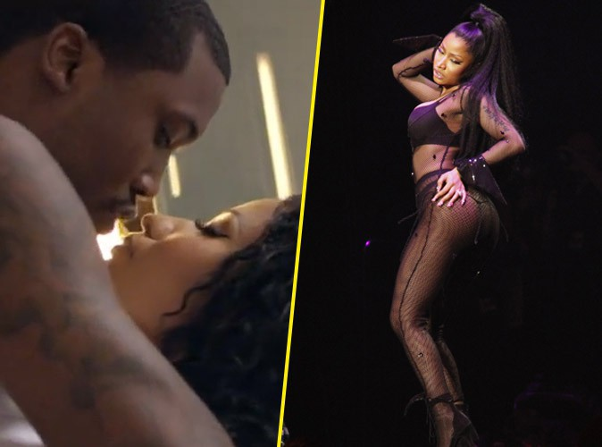 "Photos : Nicki Minaj : le clip de ""All Eyes On You"" dévoilé, elle donne tout sur scène !"