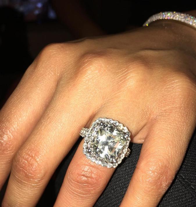 Assez Bague de mariage gros diamant – Meilleur blog de photos de mariage  OG22