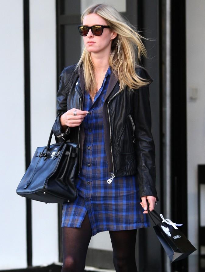 Nicky Hilton, Beverly Hills, 24 décembre 2012.