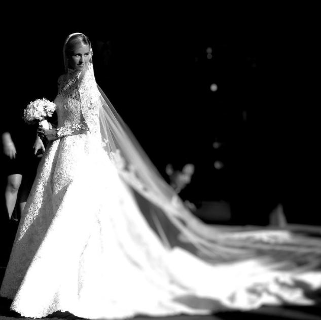 Coulisse du mariage de Nicky Hilton