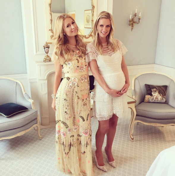 Photos : Nicky Hilton : encore une baby shower !