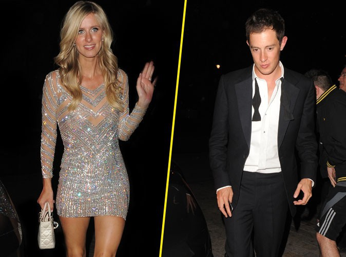 Nicky Hilton et James Rothschild