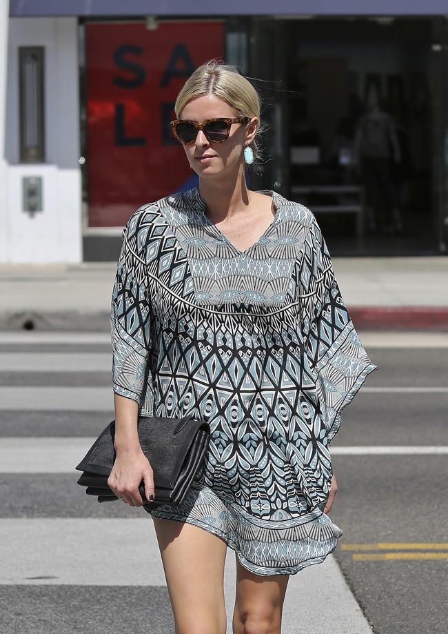 Nicky Hilton à Beverly Hills le 15 avril 2015