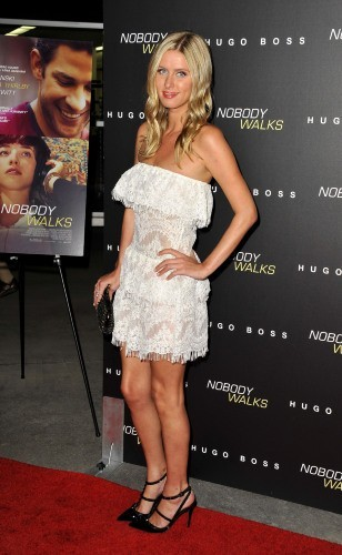 Nicky Hilton, Los Angeles, 4 octobre 2012.