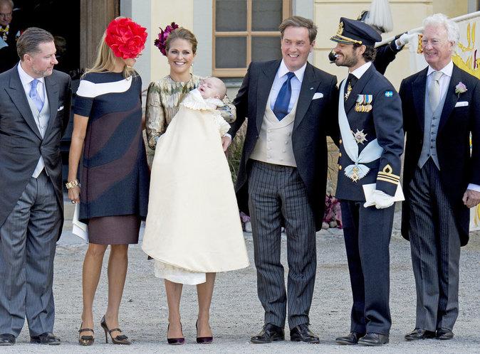 Photos : Nicolas de Suède fait de l'ombre à George de Cambridge !