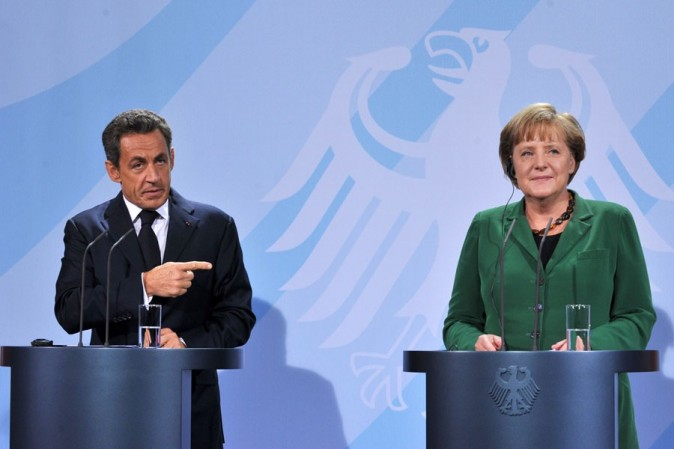 L'urgence ? Une rencontre de travail avec Angela Merkel