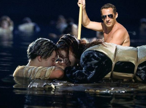 Dans Titanic