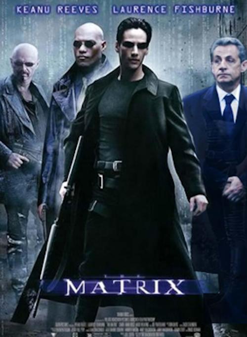Nuveau héros de Matrix